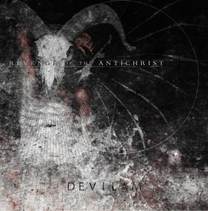 Albumcover - Revenge of the Antichrist