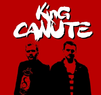 King Canute Cover Artwork