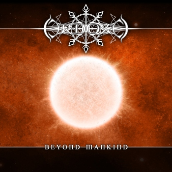 Ordoxe -Beyond Mankind - CD Cover