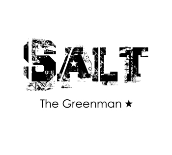 Salt - The Greenman - Album artwork front cover