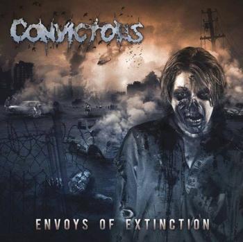 Convictors - Envoys Of Extinction - Artwork