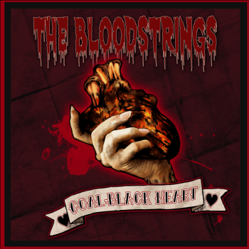 Bloodstrings Frontcover