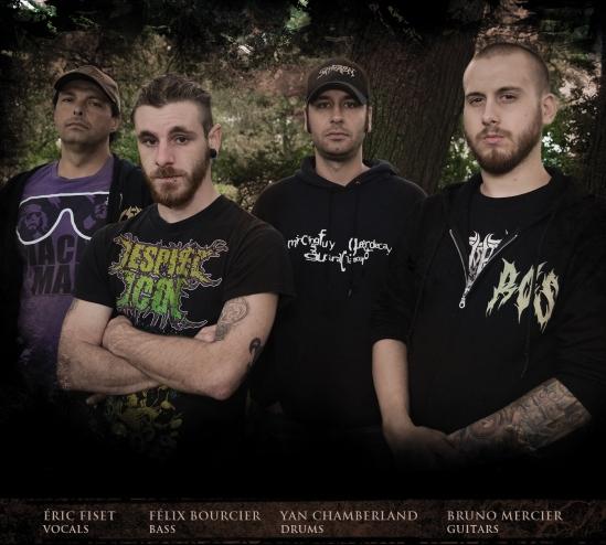 Nervous Impulse Band Photo