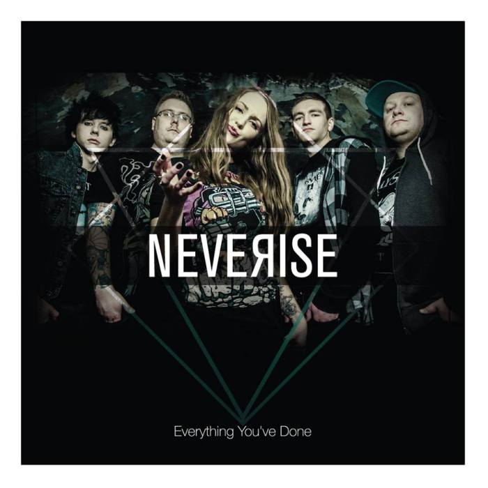 Neverise cover