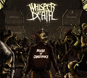 Whisper Of Death - Artwork