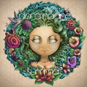 Dora Nadine 'Summer' EP Artwork