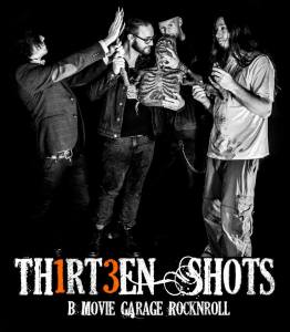 Thirteen Shots