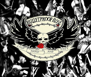 Bulletproof Rose Cover Art