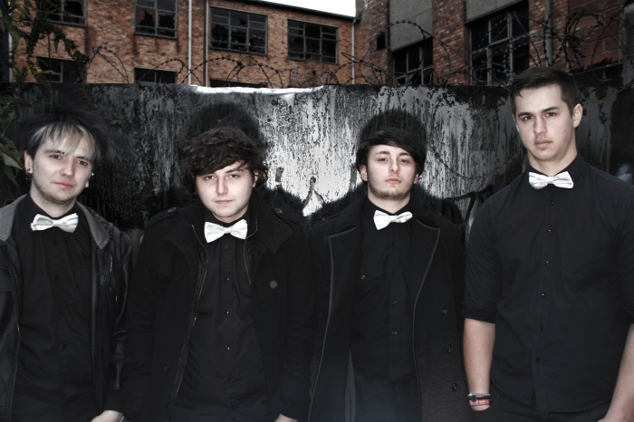 Kill The Silence Promo Shot