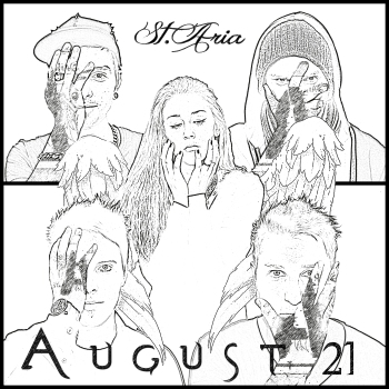 St.Aria - August 21 (Cover art)