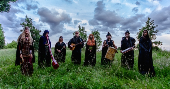 Serpentyne band photo Reputation Radio/RingMaster Review