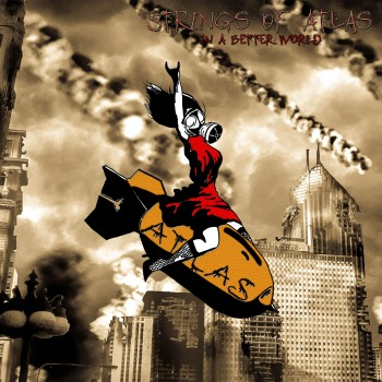 Strings Of Atlas - In A Better World Album Cover_RingMaster Review