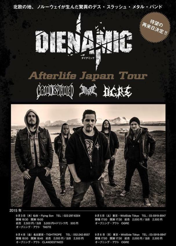 Dienamic Poster - Japan