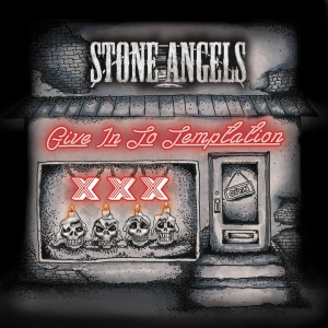 Stone Angels Album Cover_RingMaster Review