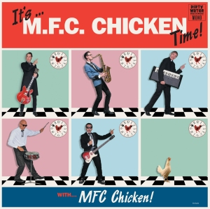 MFC Chicken Time LP Sleeve_RingMaster Review