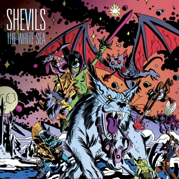 shevils-the-white-sea-cover_RingMaster Review