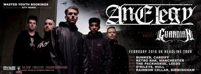 an elegy tour dates_RingMaster Review