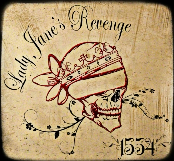 Lady Jane's Revenge Cover Artwork_RingMaster Review