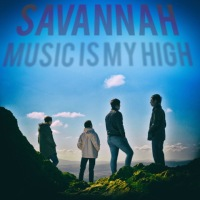 Savannah - Music Is My High _RingMasterReview- artwork