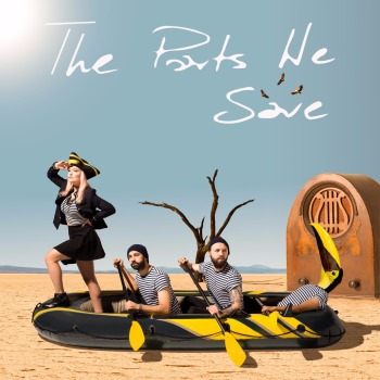 'The Parts We Save' Cover Artwork_RingMasterReview