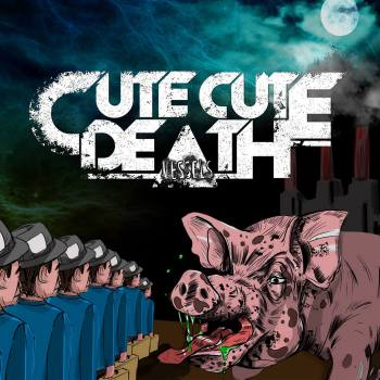 Cute Cute Death Cover Artwork_RingMasterReview