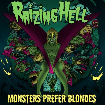 Raizing Hell Cover_RingMasterReview