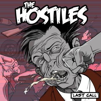 The Hostiles Cover Artwork_RingMasterReview