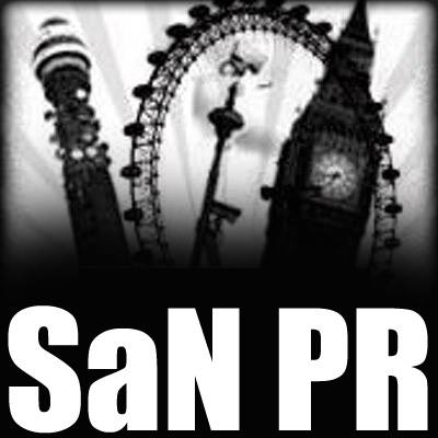 SaN PR - http://www.sanpr.co.uk/