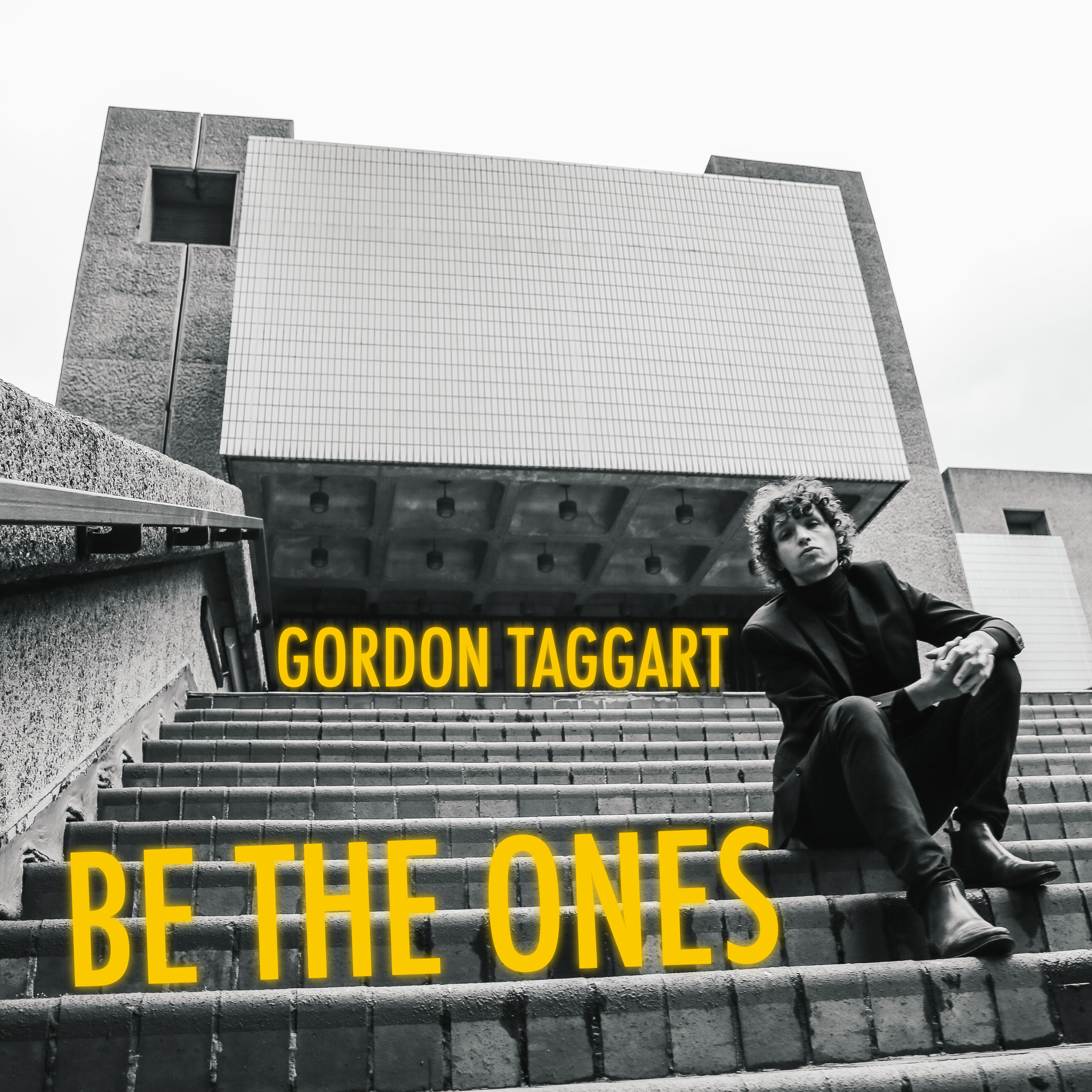 Gordon Taggart - Be The Ones artwork_RingMasterReview