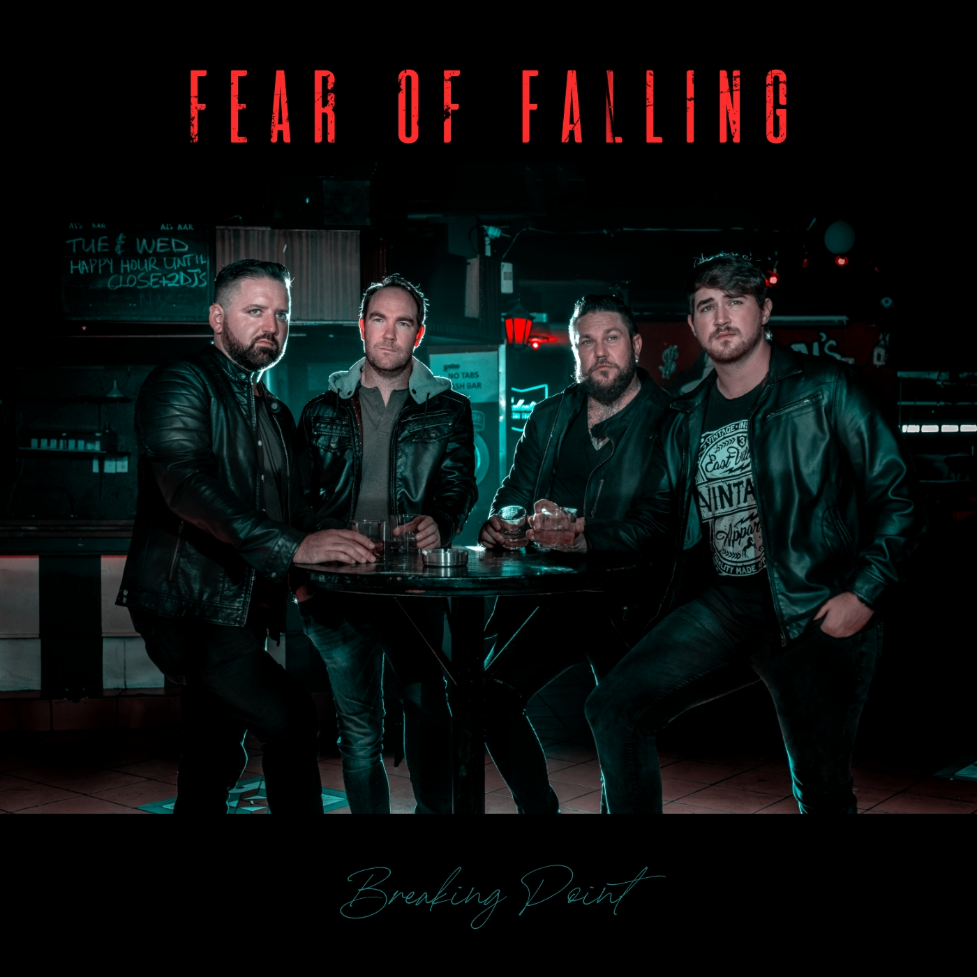 01 Fear of Falling - Breaking Point EP Cover _RingMasterReview