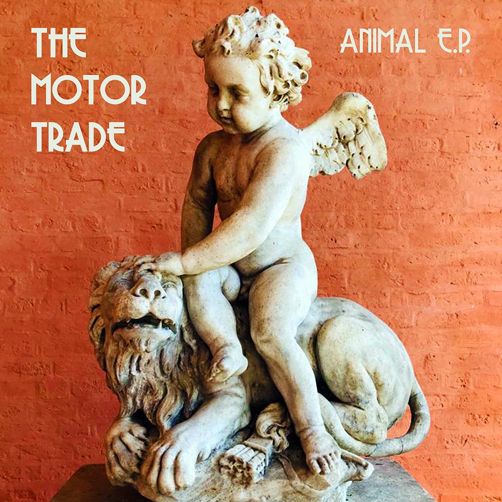 The Motor Trade Animal EP artwork