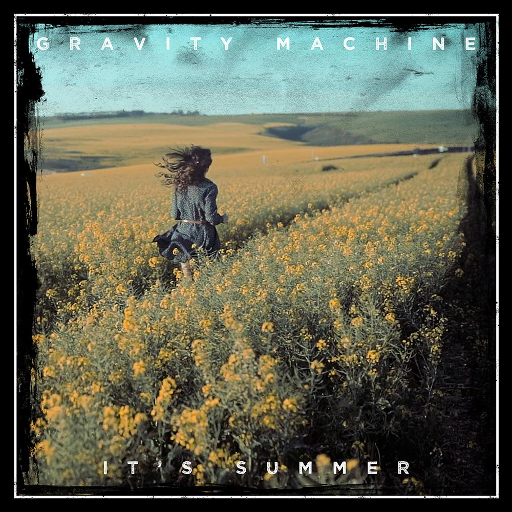 Gravity Machine - It's Summer artwork resized