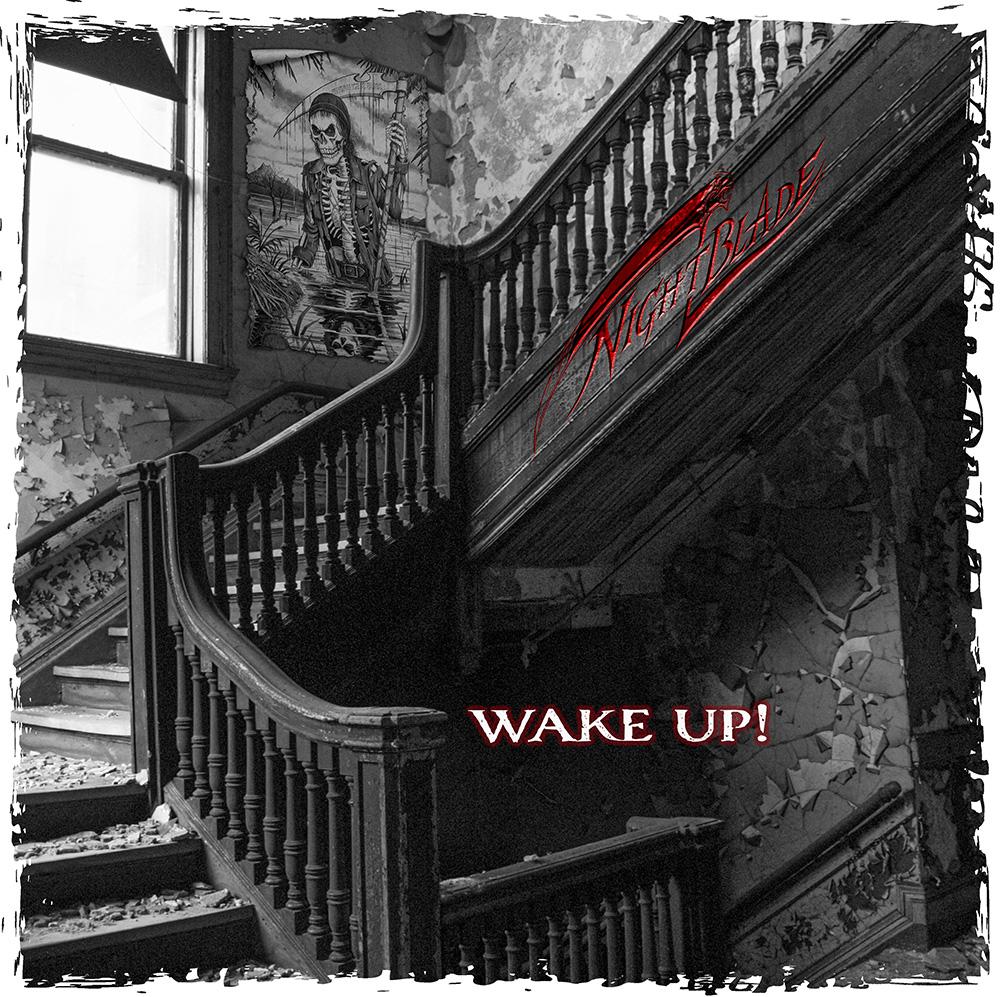 Nightblade Wake Up Cover resized