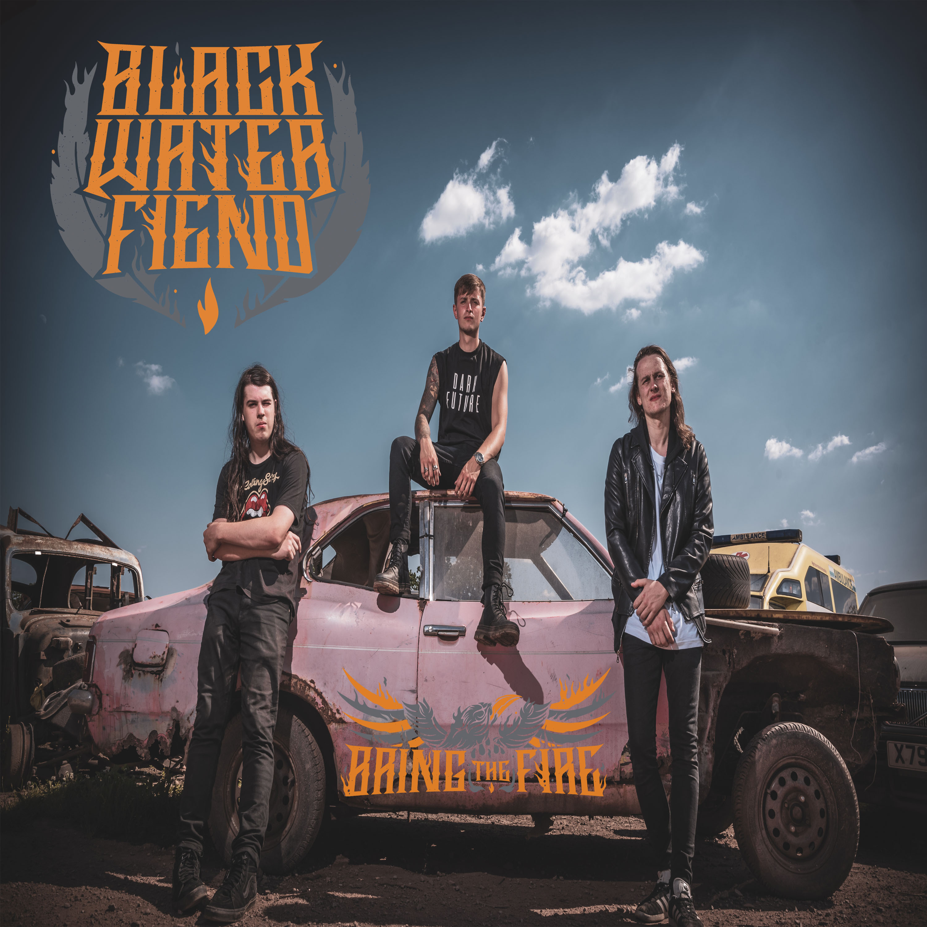Black Water Fiend - BRING THE FIRE artwork_RingMasterReview