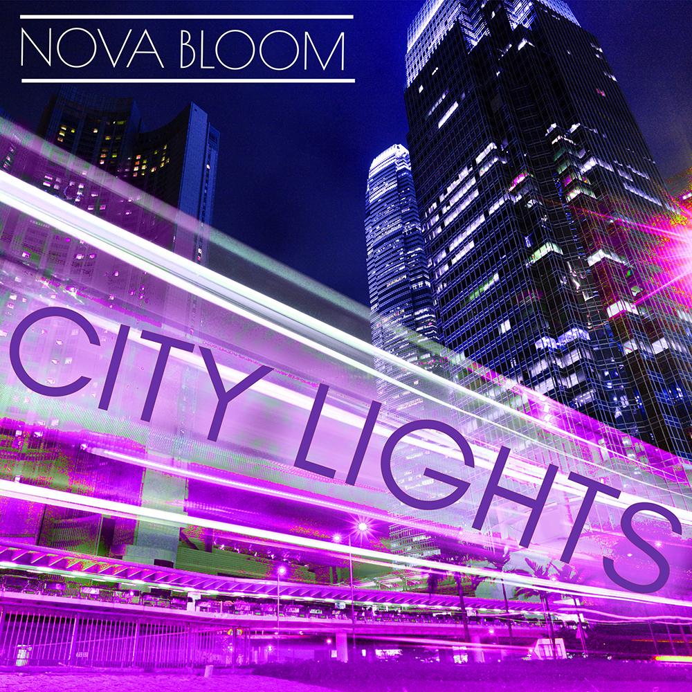 Nova Bloom - City Lights artwork resized